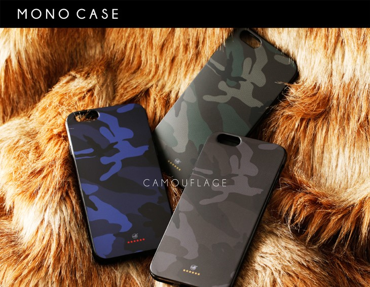 CAMOUFLAGE iPhone6ケース