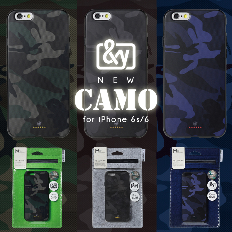 new CAMO for iPhone6s/6