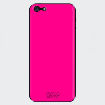 【iPhone6s/6 ケース】ピタッと貼り付く機能的なスマホカバー Fluo Pink